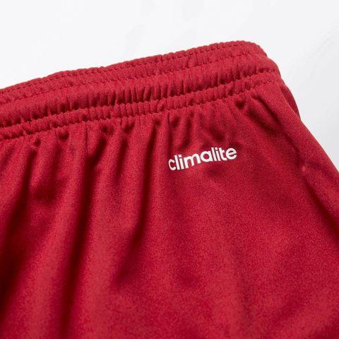 Adidas Entrada 14 Boys Shorts RED