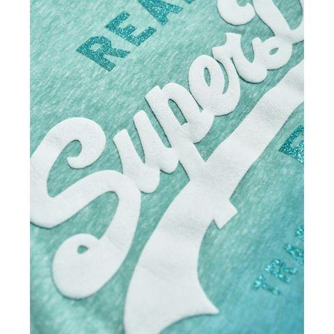 Superdry Vintage Logo Snowy TEE