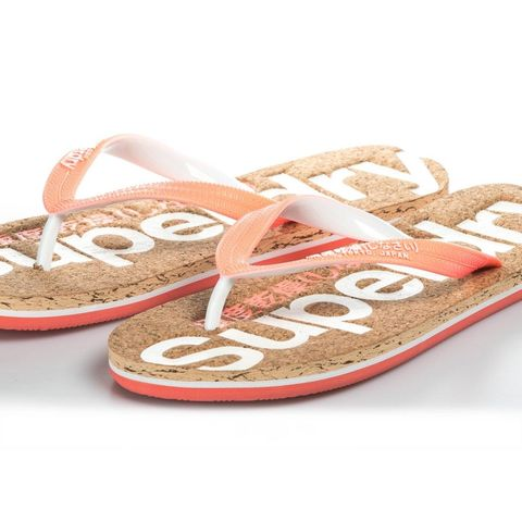 Superdry Cork Colour Pop Flip Flop