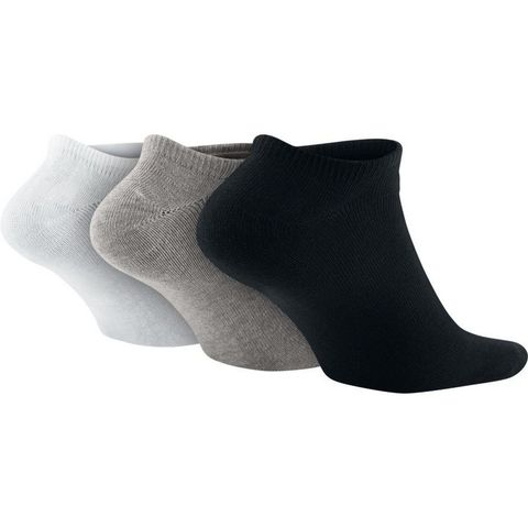 Unisex Nike Cushioned No Show Sock (3 Pairs)