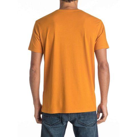 QuikSilver Garment Dye TEE Engraved