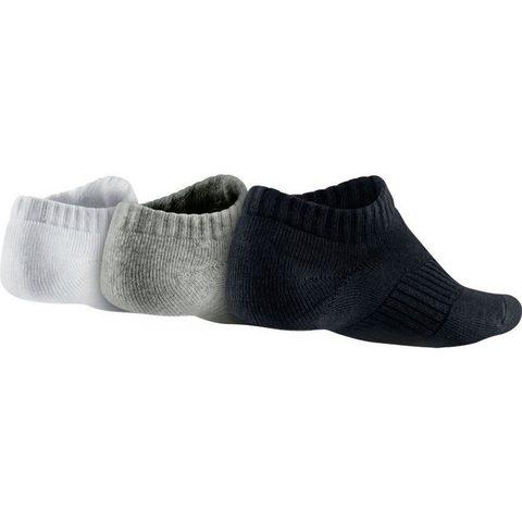 Kids' Nike Cotton Cushion No-Show Sock (3 Pair)