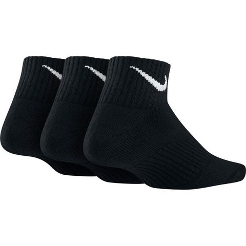 Kids' Nike Performance Cushion Quarter Sock (3 Pair)