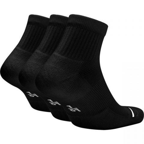Unisex Jordan Jumpman High-Intensity Quarter Sock (3 Pair)