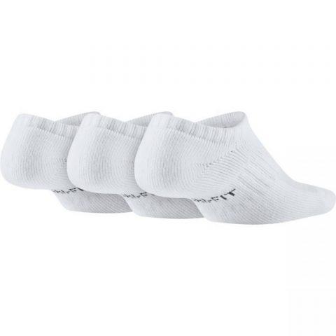 Nike Performance Cushioned No-Show Training Socks (3 Pair)