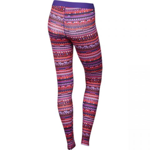 Nike Womens Training Leggings Purple