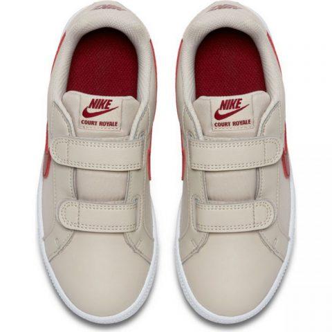 Girls' Nike Court Royale (PSV) Pre-School Shoe