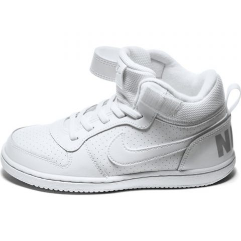 Nike Court Borough Mid (PSV) Pre-School Shoe