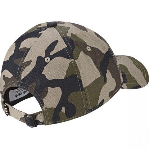 Adidas CLAS CAP CAMO
