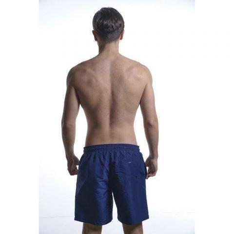 Body Action Men Mid-Length Swim Shorts (Blue)