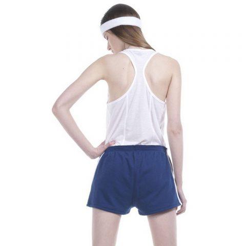 Body Action Women Workout Vest (White)