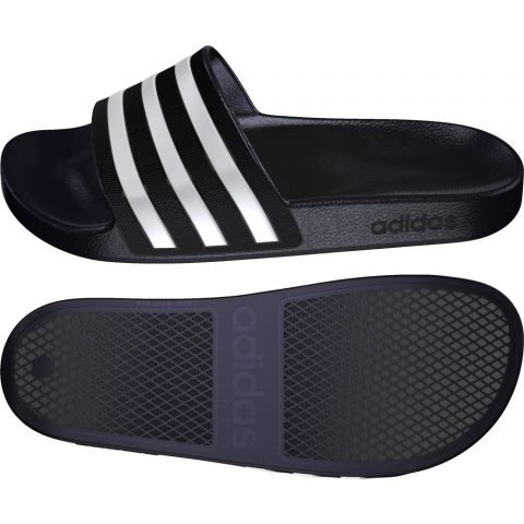 Adidas Adilette Aqua CBLACK/FTWWHT/CBLACK