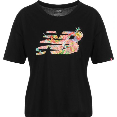 New Balance Sweet Nectar T-Shirt (Black)
