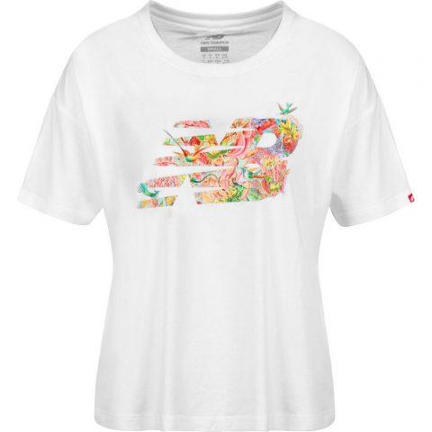New Balance Sweat Nectar T-Shirt (White)