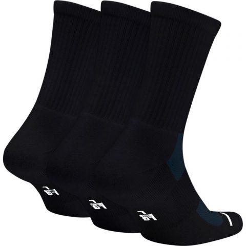 Unisex Jordan Jumpman Crew Socks (3 Pack)