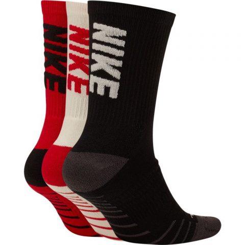 Nike Everyday Max Cushioned Crew Training Socks (3 Pair)
