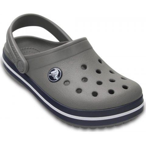 Crocs Crocband Clog Kids - Smoke