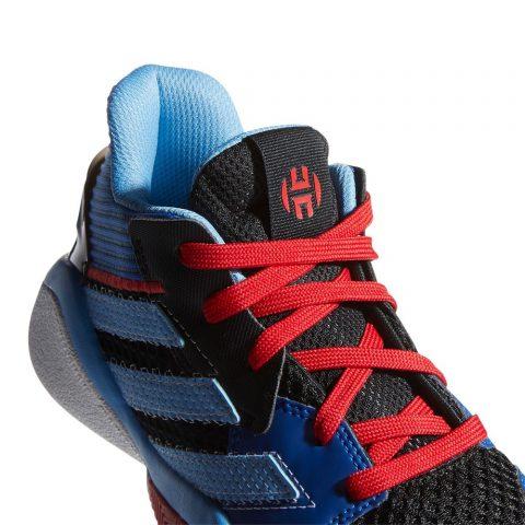 Adidas Harden Stepback J CBLACK/TMLGBL/CROYAL
