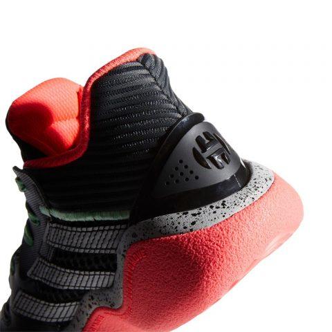 Adidas Harden Stepback J CBLACK/GRETWO/GLOMIN