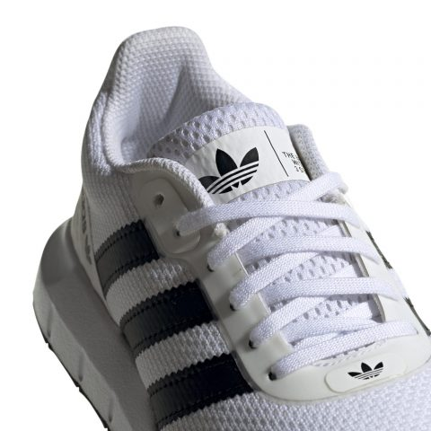 ADIDAS SWIFT RUN RF J CLOUD WHITE/CORE BLACK/CLOUD WHITE