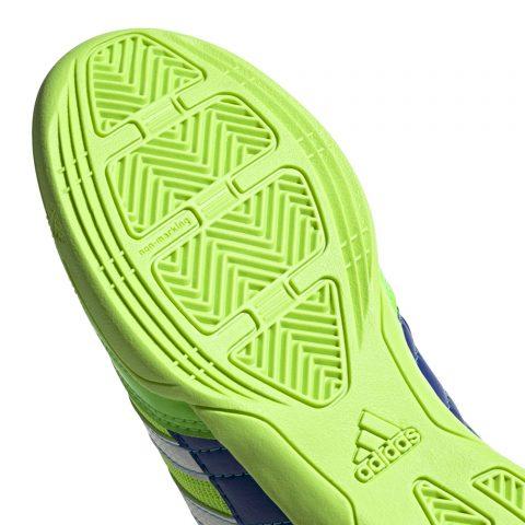 Adidas Super Sala J SGREEN/FTWWHT/ROYBLU