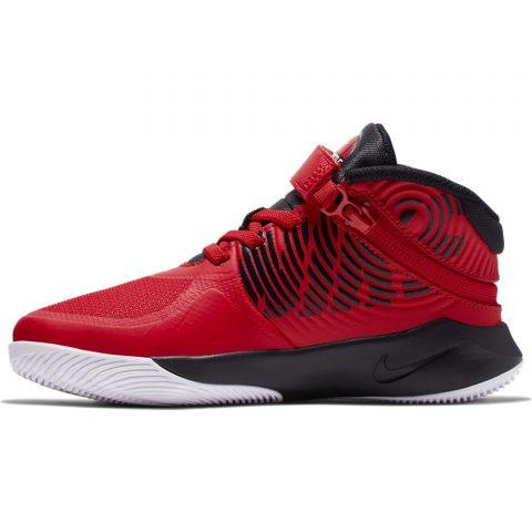 Nike Team Hustle D 9 Flyease (PS)