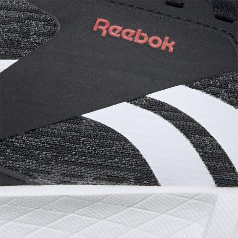 REEBOK LITE PLUS 2. BLACK/INSRED/WHITE