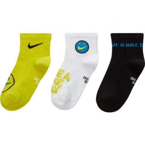 Nike Everyday Big Kids' Lightweight Ankle Socks