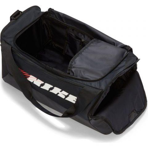 Nike Brasilia Graphic Training Duffel Bag (Small)