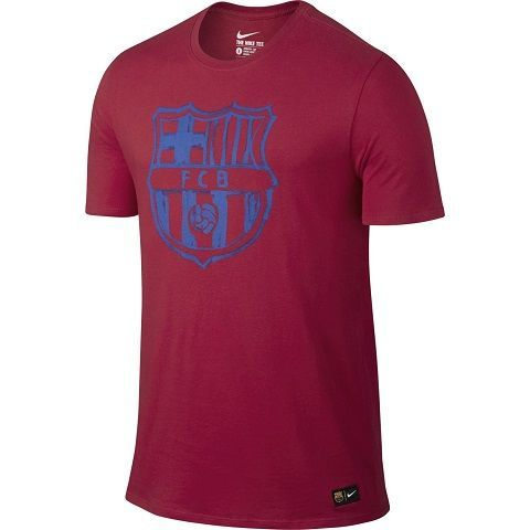 Men's FC Barcelona Crest T-Shirt