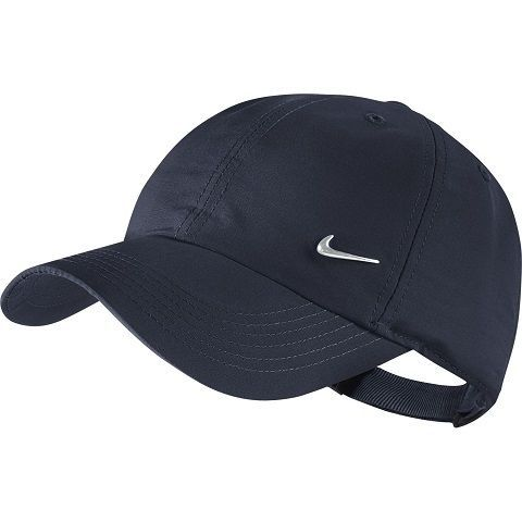 Kids' Nike Metal Swoosh Cap