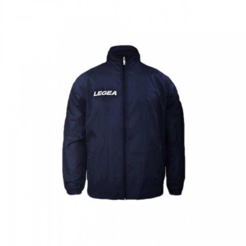 LEGEA Rain Jacket Italia Blue