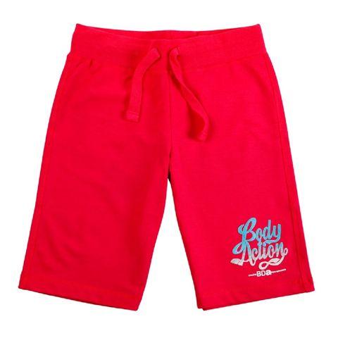 Body Action Girls Basic Shorts