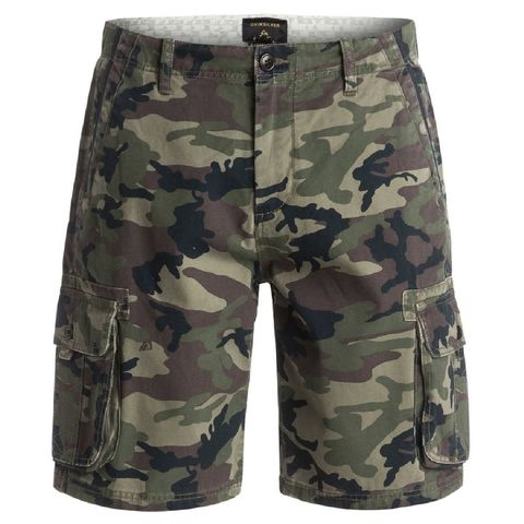 Quiksilver Everyday Deluxe - Cargo Shorts