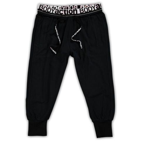 Body Action Women Drop Crotch Capri Pants