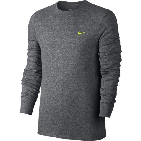 Nike Tee-Embroidered Long Sleeve