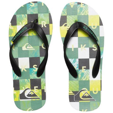 Quiksilver Molokai Check Remix - Flip-Flops