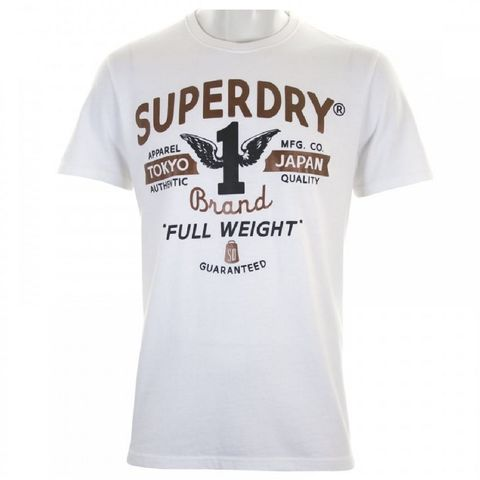 Superdry Full Weight Entry TEE