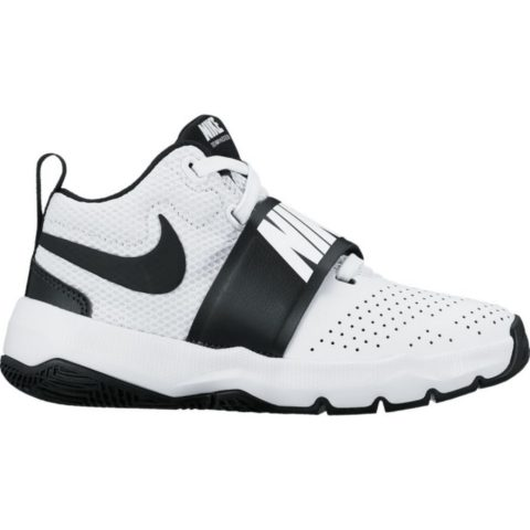 Boys' Nike Team Hustle D 8 (PS) Pre-School Shoe