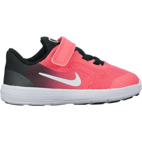 Girls' Nike Revolution 3 (TD) Toddler Shoe