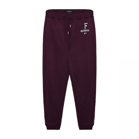 Funky Buddha Athletic Wall (Maroon)