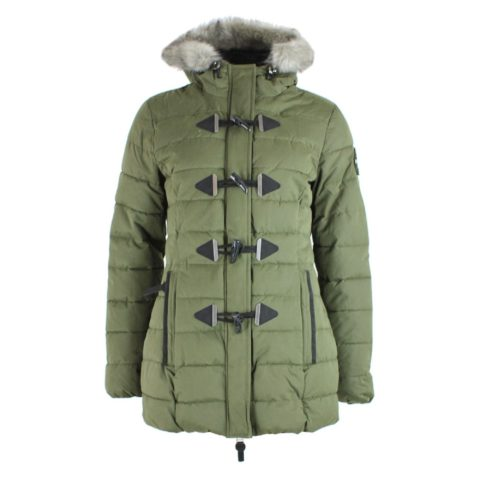 Superdry MF Tall Toggle Puffle Jacket