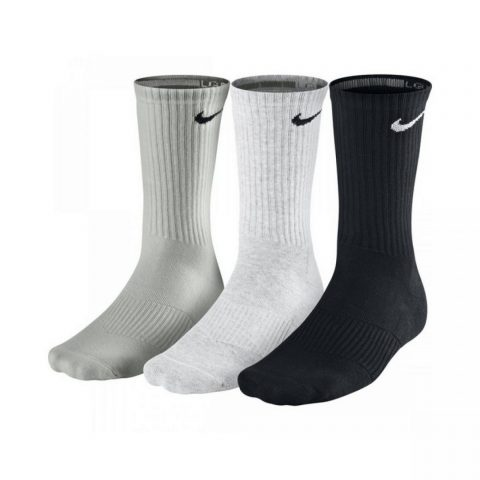 Unisex Nike Everyday Cushion Crew Training Sock (3 Pair)