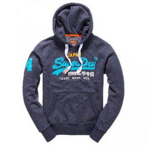 Superdry Vintage Logo New Hood