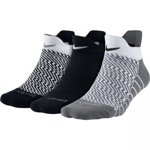 Women's Nike Dry Cushion Low Training Socks (3 Pair)