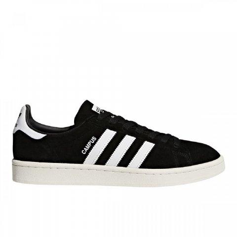 Adidas Campus Core Black/Footwear White/Chalk White