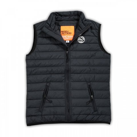 Body Action Men Ultralight Quilted Vest