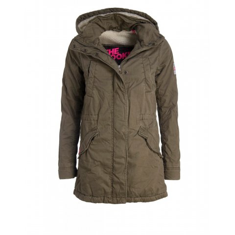 Superdry Winter Rookie Military Parka
