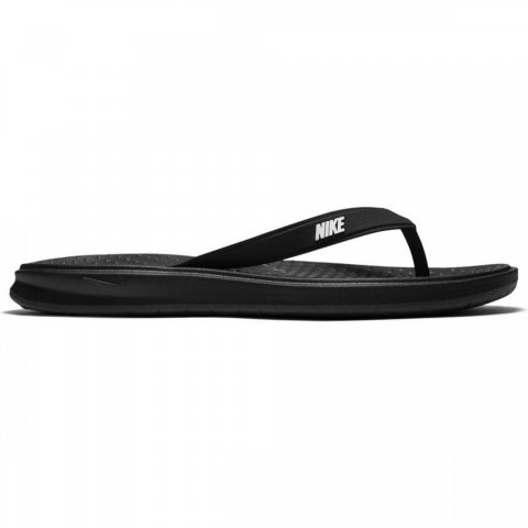 Men's Nike Solay Thong BLACK