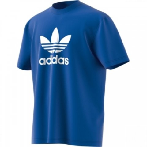 TREFOIL T-SHIRT BLUE